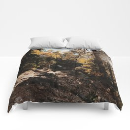 Fall in the Mountains Comforters