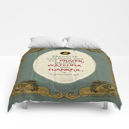 Prayer Comforters