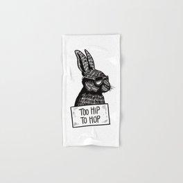 Too Hip To Hop Hand & Bath Towel