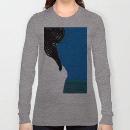 she is the sea Long Sleeve T-shirt