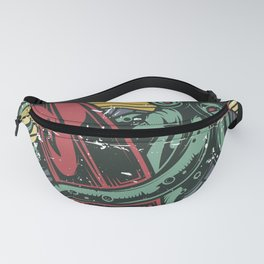Catch the Wave Fanny Pack