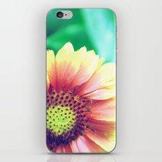 Fantasy Garden - Sunny Flower iPhone & iPod Skin
