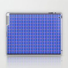 Blue Tile Laptop & iPad Skin