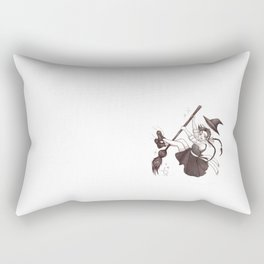 Mildred Hubble Rectangular Pillow