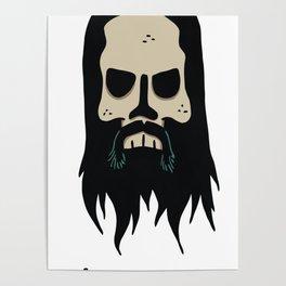 Machete dead Poster