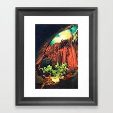 Outing Framed Art Print