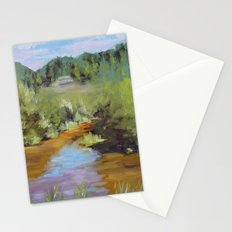 Walk The Lake Stationery Cards