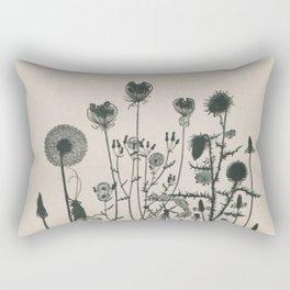 Nouveau Nature Rectangular Pillow