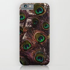 Peacock Feathers Slim Case iPhone 6s