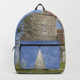 St Mary in the Marsh Backpack