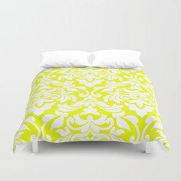 Lemon Fancy Duvet Cover