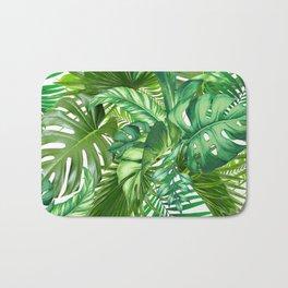 green tropic Badematte