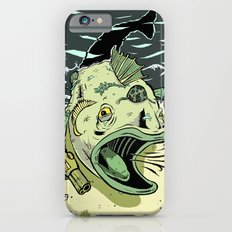 Something Fishy this way Comes Slim Case iPhone 6s