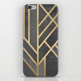 Art Deco Geometry 1 iPhone Skin