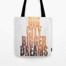 Big City Dreams Tote Bag