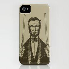 Abe iPhone (4, 4s) Slim Case