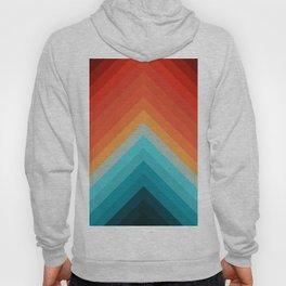Geometric bands 09 Hoody