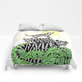 Happy family  Comforters