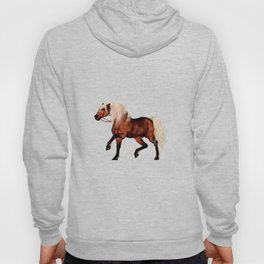 HORSE - Black Forest Hoody