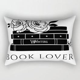 this belongs to a book lover Rectangular Pillow