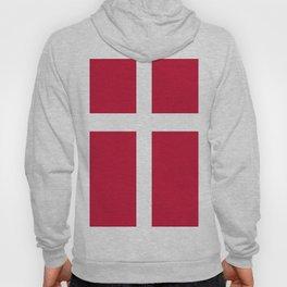 Flag of Denmark Hoody