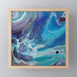 Swirls - 1 Framed Mini Art Print