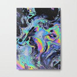 REST MY CHEMISTRY Metal Print