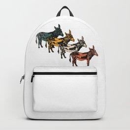Donkey Gift Farmer Backpack
