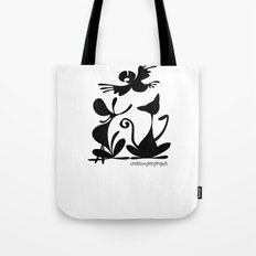 Pet Logo Tote Bag