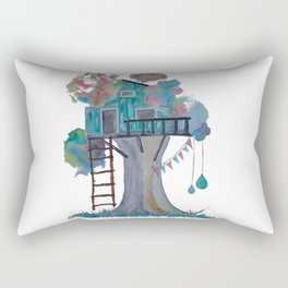Treehouse Rectangular Pillow