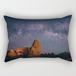 Arches National Park Panorama Rectangular Pillow