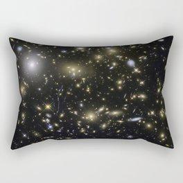 Galaxy Cluster MACSJ0717.5+3745 Rectangular Pillow