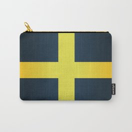 Flag of Saint David Of Wales Carry-All Pouch