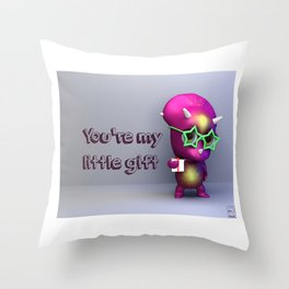 Tria Gift Love Throw Pillow
