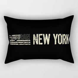 Black Flag: New York Rectangular Pillow
