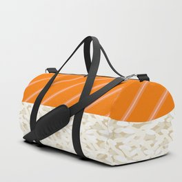 Salmon Sushi - the Yummy Collection Duffle Bag