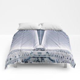 Oculus / World Trade Center Station Comforters