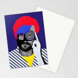 Solomun By Sebas Rivas Stationery Cards