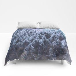 Winter Atmosphere Comforters