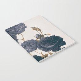 blue flowers Notebook