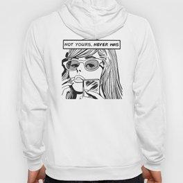 comic girl Hoody