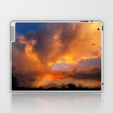 The Storm is Here Laptop & iPad Skin