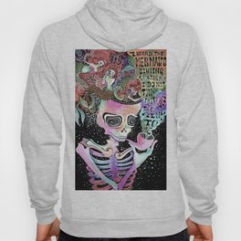 I heard the mermaids Hoody