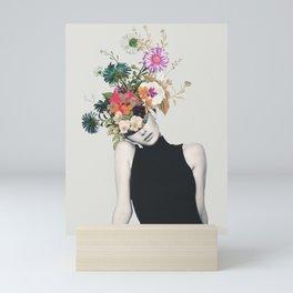 Floral beauty Mini Art Print