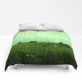 The Green Yonder Comforters