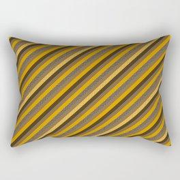 Geometric Azteca Pattern Rectangular Pillow