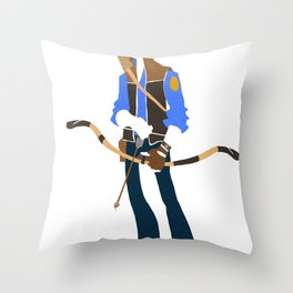 BLU Sniper Throw Pillow