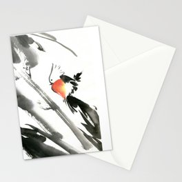 Bird2- Chinese Shui-mo (水墨) Stationery Cards