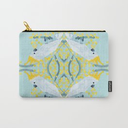 Blue Cockatoos Carry-All Pouch