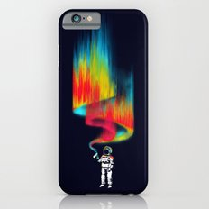 Space vandal iPhone 6 Slim Case